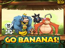 В казино онлайн Go Bananas!