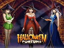 Игровые автоматы Halloween Fortune