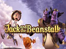 Jack And The Beanstalk игровые автоматы